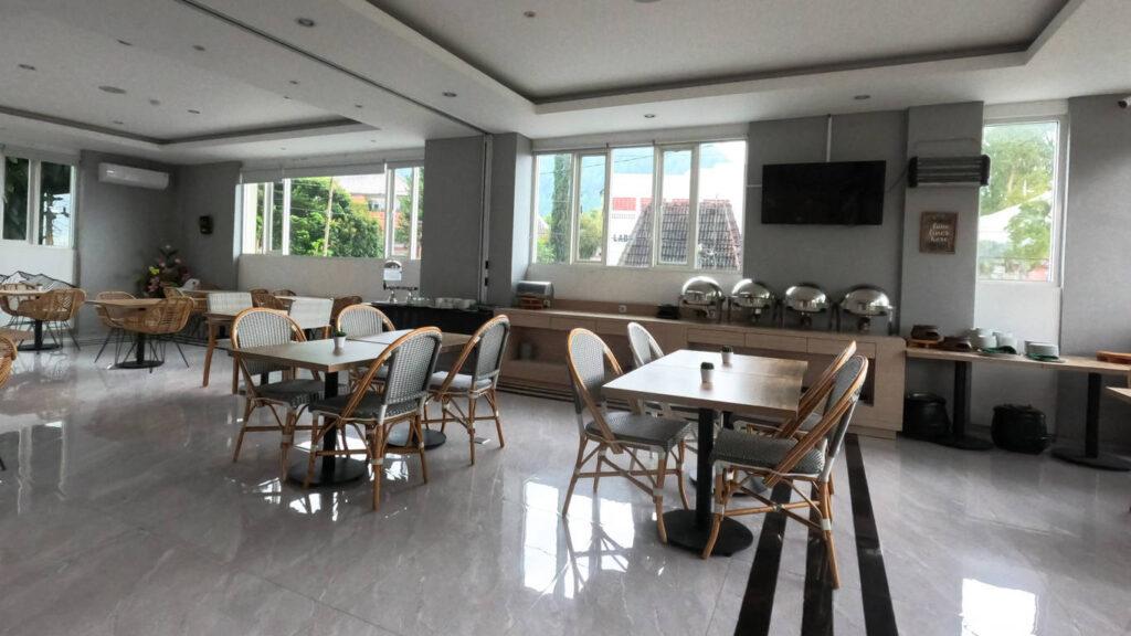 Tempat makan Facade Boutique Hotel by Azana Tawangmangu